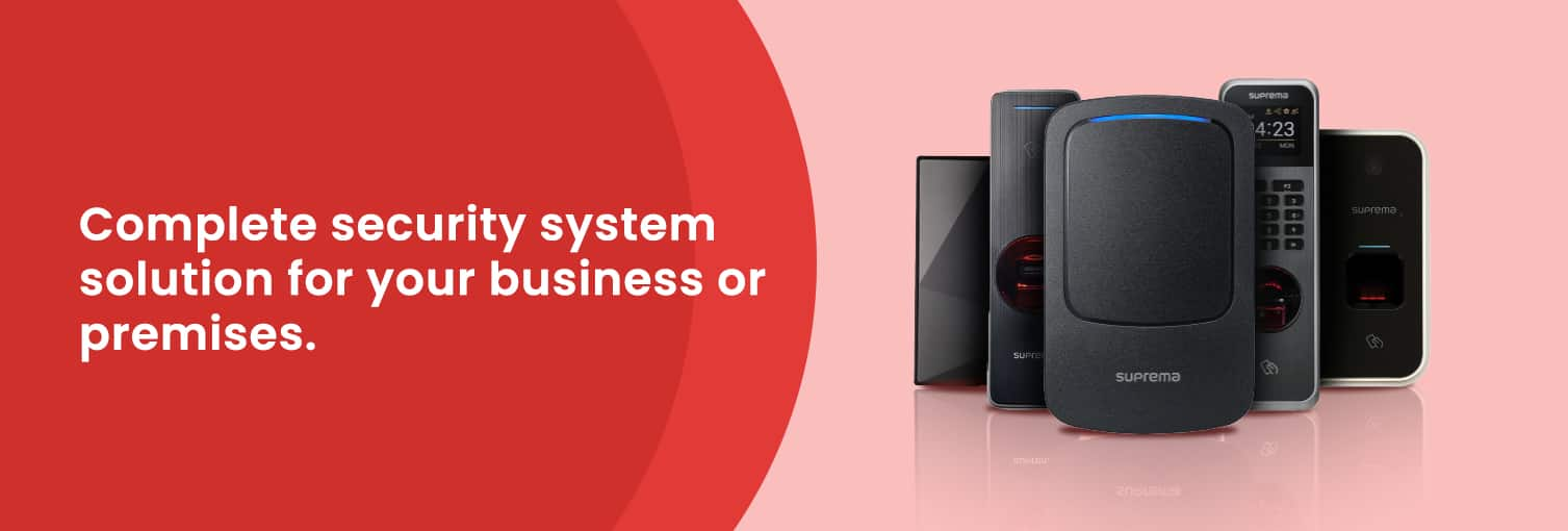 Time Attendance and Access Control System in Dubai