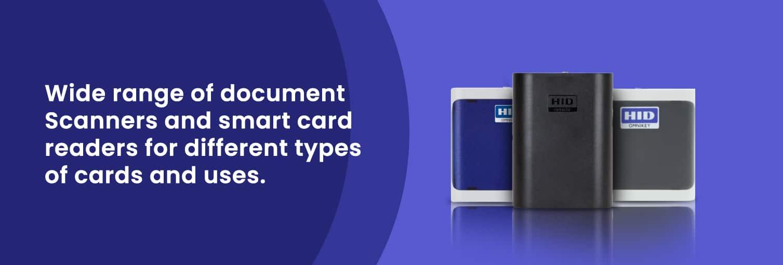 Smart Card Readers in Dubai | Passport Scanners