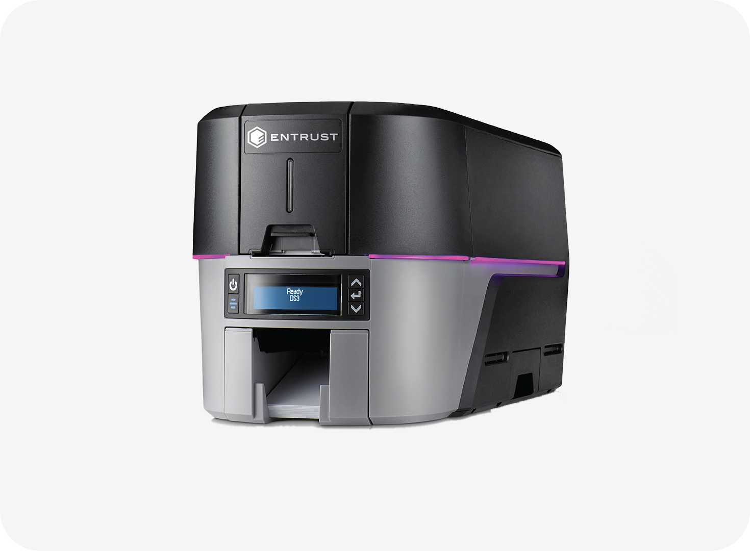 Entrust Sigma DS3 Direct to Card Printer