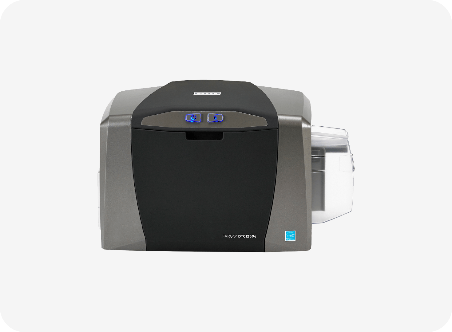 HID FARGO DTC1250e ID Direct to Card Printer & Encoder