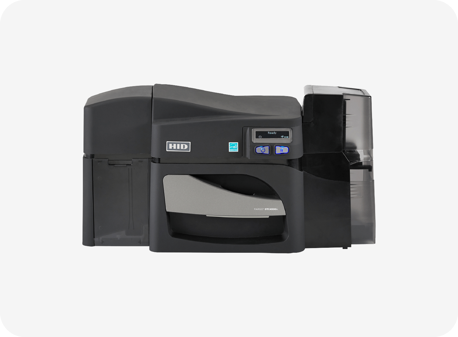 HID FARGO DTC4500e High Capacity Plastic Card Printer & Encoder