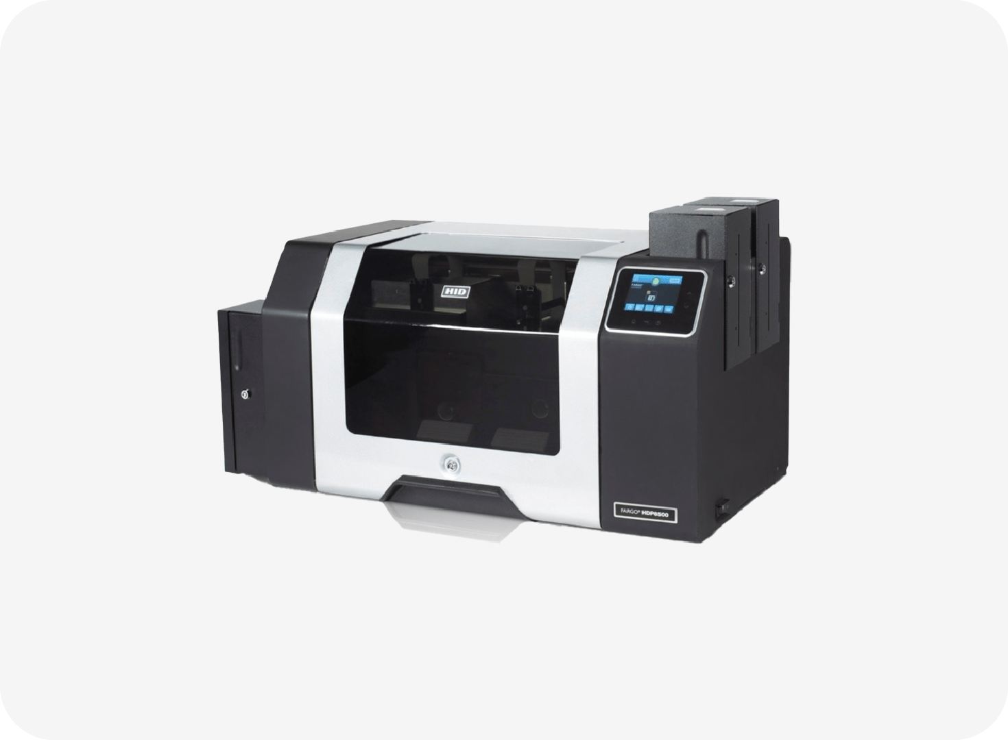 HID FARGO HDP8500 Industrial & Government ID Card Printer & Encoder