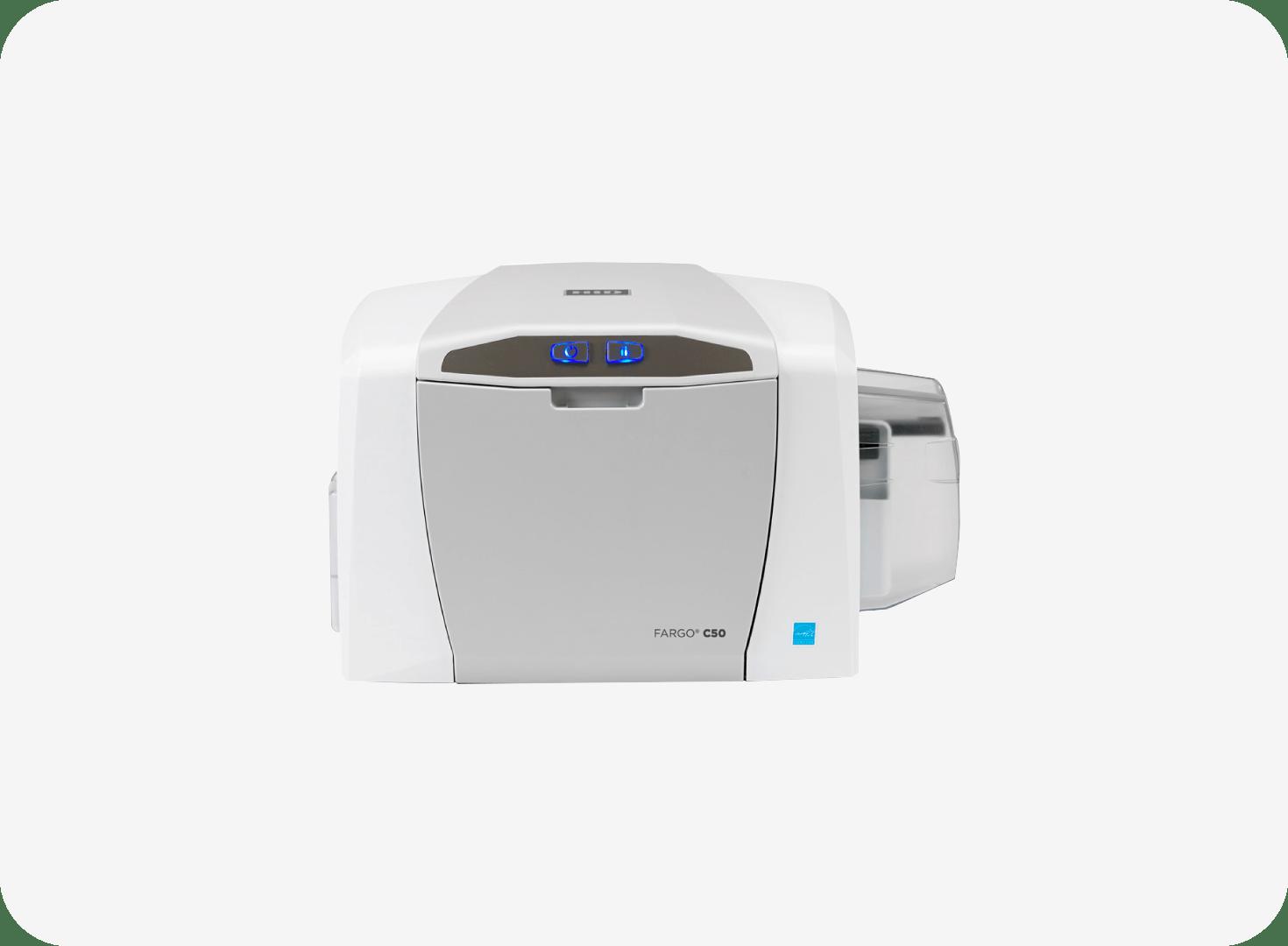 HID Fargo C50 Plastic ID Card Printer