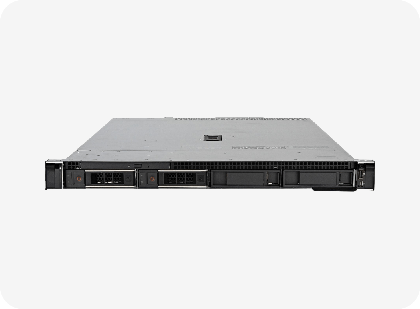 Dell PowerEdge R240 Rack Server