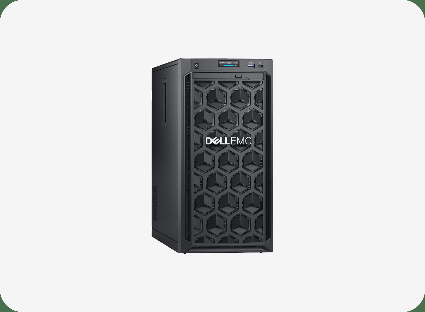 Dell PowerEdge T140 Tower Server in Dubai, Abu Dhabi, UAE