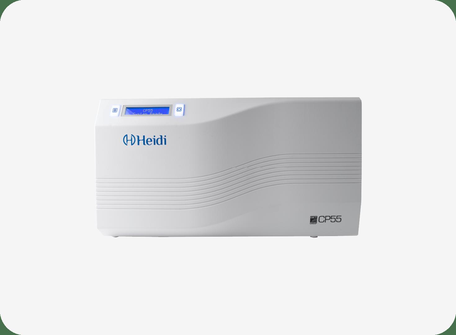 Heidi CP 55 D Dual sided ID Card Printer