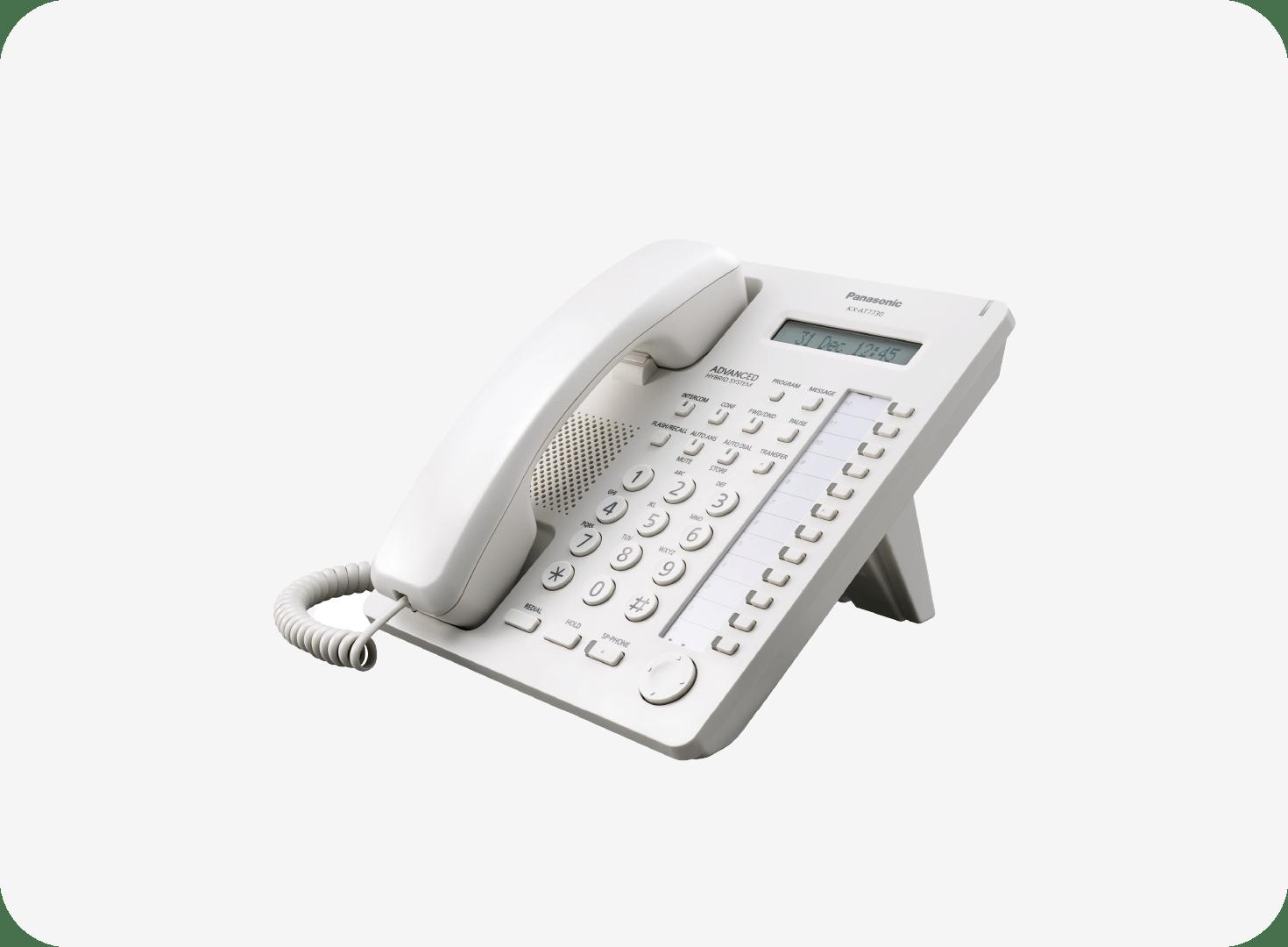 Panasonic KX AT7730 Standard Proprietary Phone