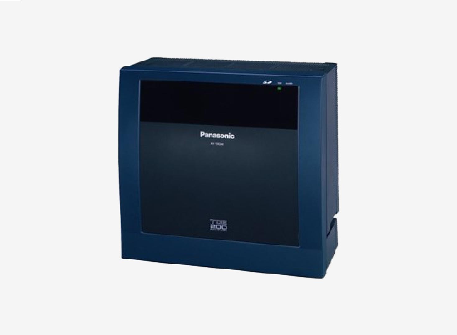 Panasonic KX TDE600 IP PBX System