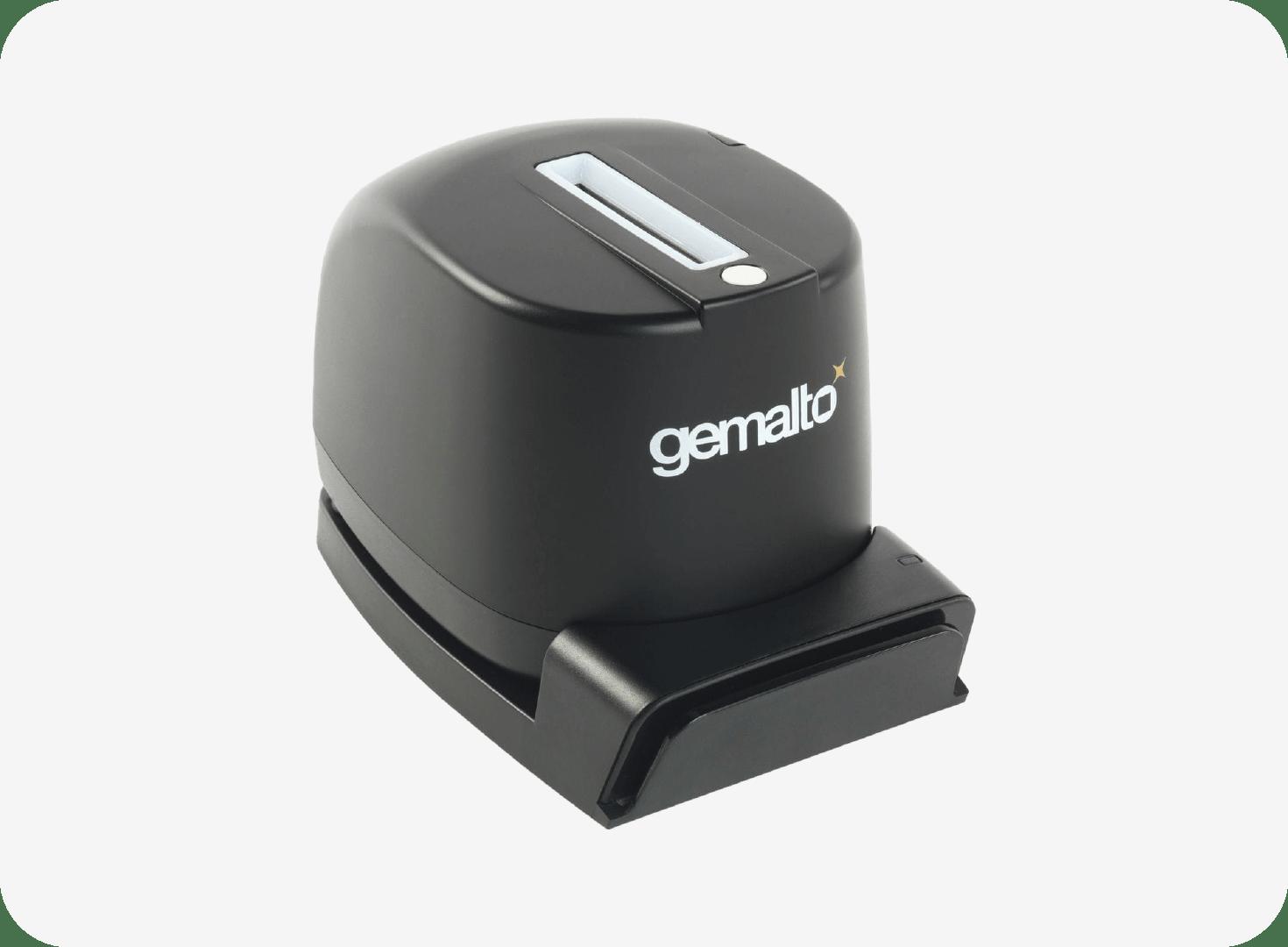 Thales Gemalto CR5400 UV 2D MSR Duplex ID Scanner
